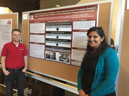 Ryan Combs, Ph.D. and Nida Ali, Ph.D.
