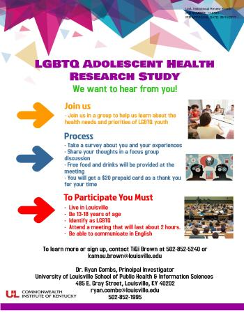 LGBTQ Adolescent Study Recruitment Poster v2 8-12-17 social media
